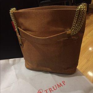 Ivanka Trump Vivian Bucket Hobo Bag